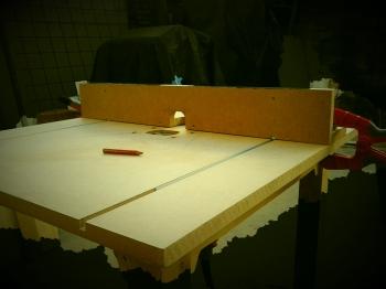 Mesa fresado